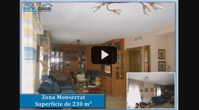 SF 002 Espacioso Chalet en zona de Monserrat (San Fernando de Henares)