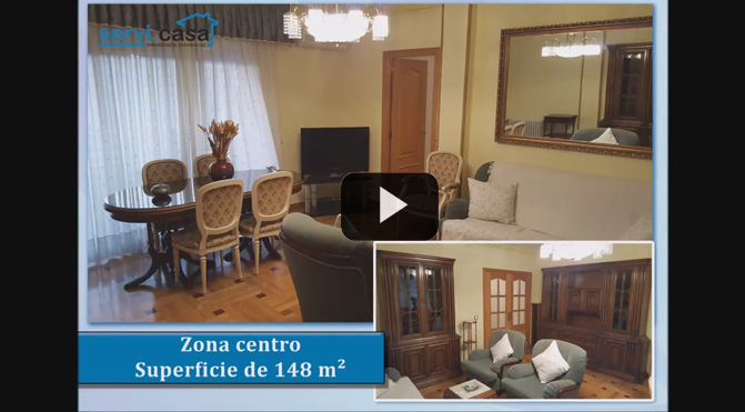 TO 089 Estupendo piso en el centro de Torrejón con 4 dormitorios