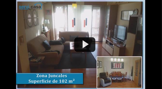 TO 094 – LOS JUNCALES – Vivienda de 3 dormitorios totalmente reformada